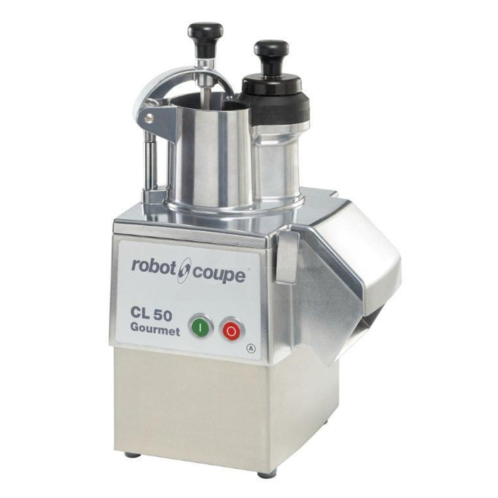 Learn more about Robot Coupe Vegetable Prep Machine Gourmet Product Photo