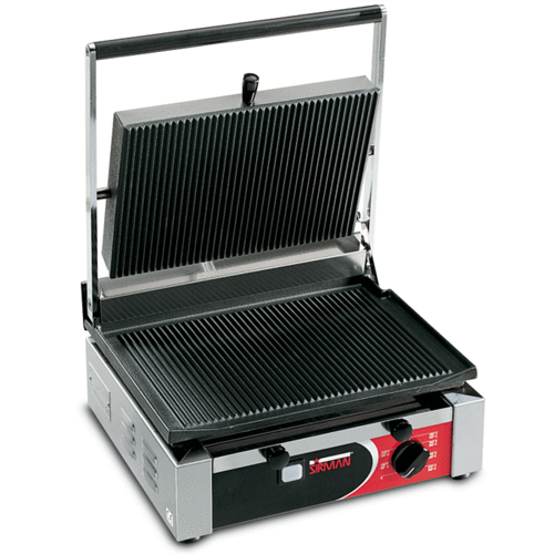 Outstanding Fleetwood Sirman Panini Grill Cort R Product Photo