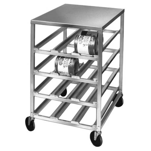 Channel-Can-Storage-Mobile-Worktable-Holds-Cans-Aluminum Product Image 2316
