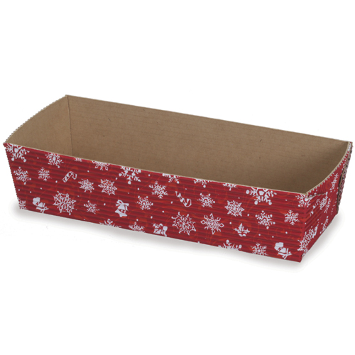Stunning Welcome Home Brands Snowflake Mini Loaf Paper Baking Pan Recommended Item