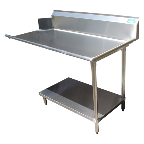 Choose All Stainless Steel Clean Dishtable Undershelf Right Product Photo