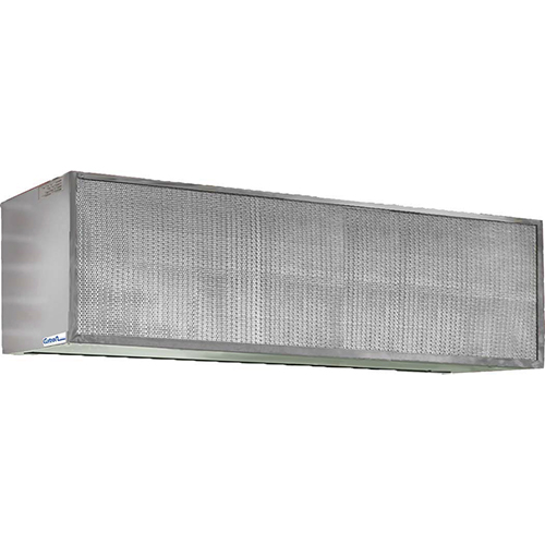 Beautiful Air Curtain Commercial Front Door Heated Product Photo