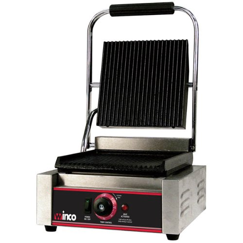 Winco-Electric-Panini-Grill Product Image 1844