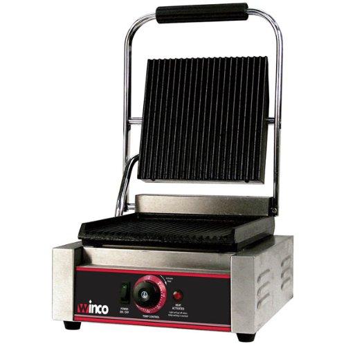 Winware by Winco EPG-1 Electric Panini Grill