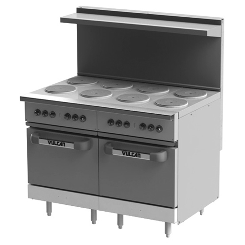 Vulcan-Ev-ss-fp-Electric-Restaurant-Range-French-Plates-Ovens-v Product Image 138