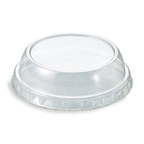 "Welcome Home Brands Plastic Lids for Curled Cup - 2.7"" x 0.8"" High: for CR01, CR02 and CR03"