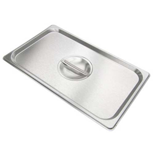 Adcraft Solid Cover, Full-Size, for 165 Series Deli Pan