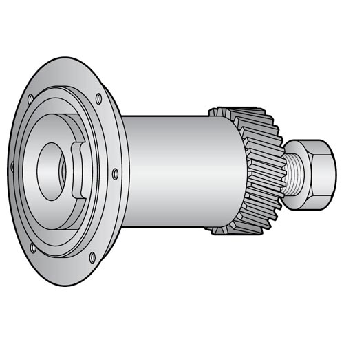Knife-Plate-Hub-Assembly-Globe-Slicers-Oem-Bb-As Product Image 2936