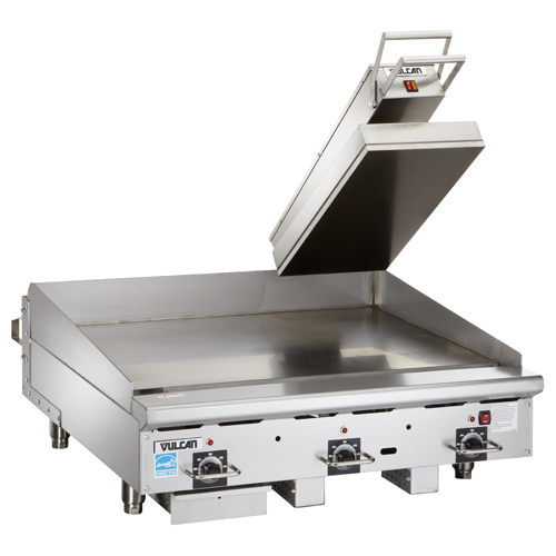 Special Vulcan Heavy Duty Electric Griddle Top Recommended Item