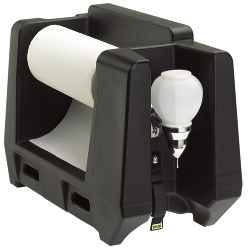 Cambro-Hwapr-Handwash-Accessory-W-Paper-Towel-Roll-Holder Product Image 3979