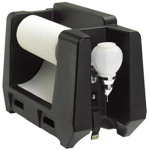 Splendid Cambro Hwapr Handwash Accessory Wpaper Towel Roll Holder Product Photo