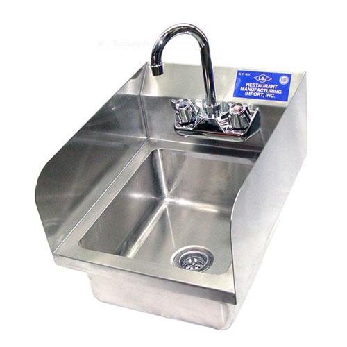 Economy-Hand-Sink-Side-Splash-Gauge-Bowl-Size Product Image 4188
