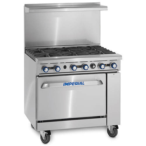 Imperial-Ir-Restaurant-Gas-Range Product Image 1049