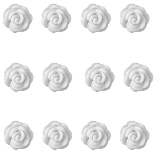 JEM Cutters White Gumpaste  Cupid Roses JFP004/W