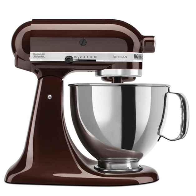Kitchenaid-Artisan-Quart-Stand-Mixer-Espresso Product Image 2580