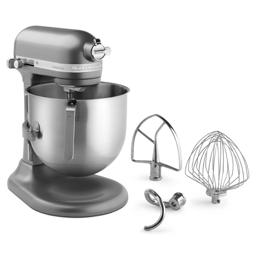 Kitchenaid-Quart-Bowl-Lift-Mixer-Pewter Product Image 1834