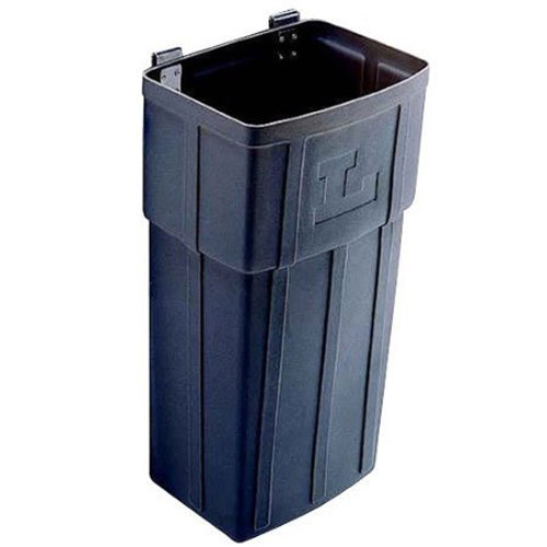 Lakeside 206-4 Jumbo Gray Wastebox 4 Pack 206-4