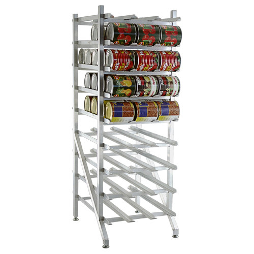 Lakeside-Aluminum-Can-Dispensing-Rack-Stationary-Full-Size Product Image 1560