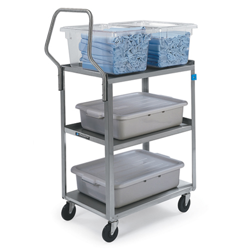 Lakeside Stainless Steel Utility Cart Handler Series Cap Product Photo