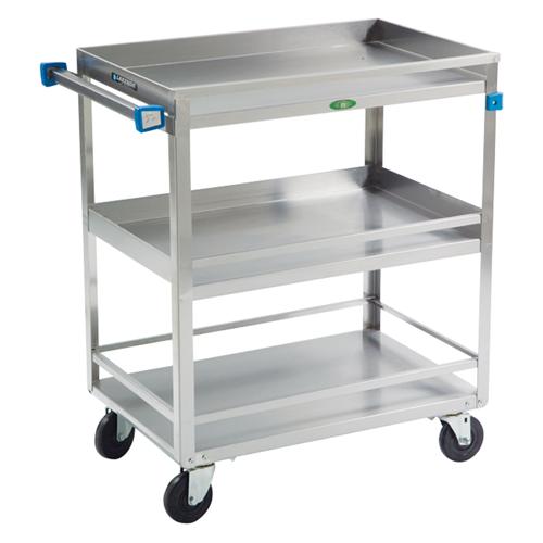 Lakeside-Medium-Duty-Enclosed-Cart-Shelf Product Image 1825
