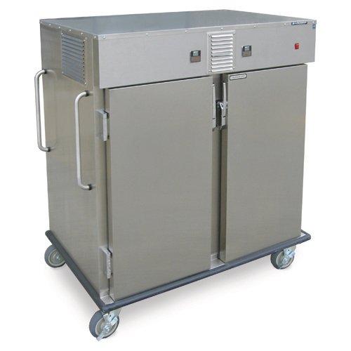 Lakeside 6760CC Dual Temperature Transport Cart 6760CC