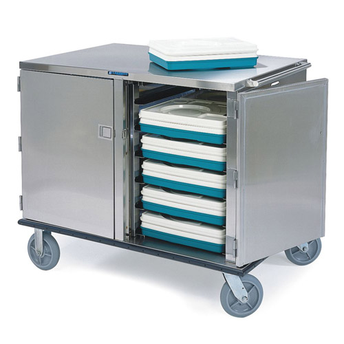 Beautiful Lakeside Tray Delivery Cart Compartments Trays Product Photo