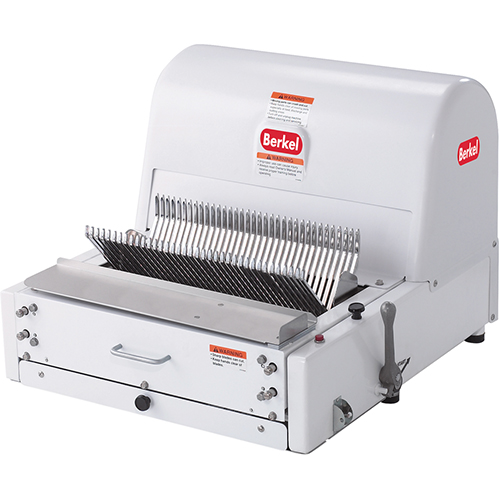 New Berkel Mb Countertop Bread Slicer Slices Product Photo