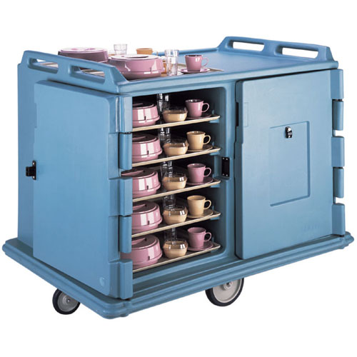 Valuable Cambro Mdcs Meal Delivery Cart Tray Service Compartmentstra Product Photo