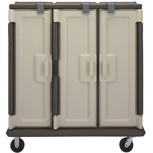 Beautiful Cambro Mdct Meal Delivery Cart Tray Service Compartmentstra Product Photo