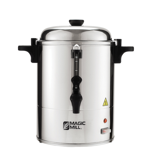 Magic Mill MUR-25 25-Cup Stainless Steel Water Boiler MUR-25