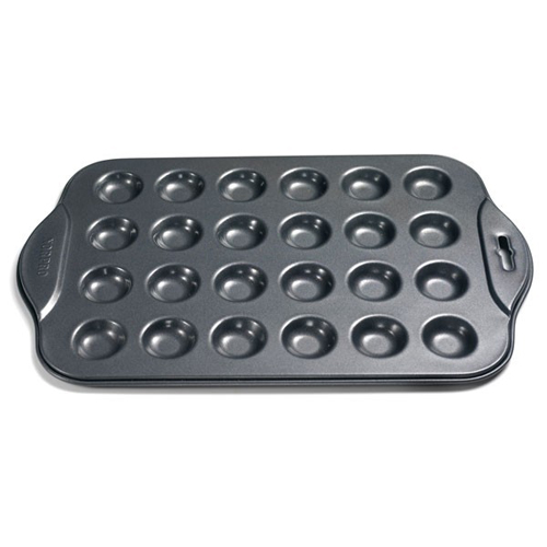 Norpro 3955 Nonstick Mini Cookie Pan, 24 Cavities 3955