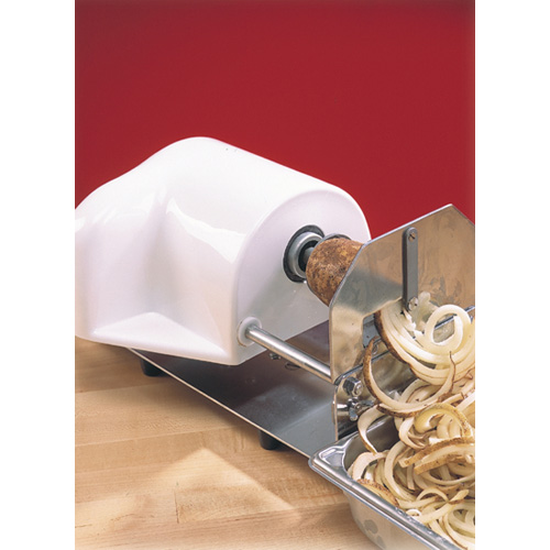 Nemco-b-Powerkut-Food-Cutter-Table-Mount-Spiral-Fry Product Image 1570