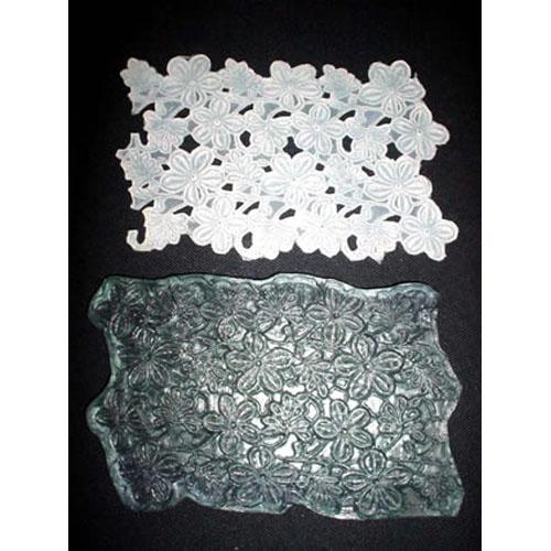 "RVO Lace #1 Mold, 7"" x 4 1/4"