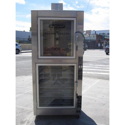 Nu-Vu-Oven-Proofer-Model-Used Product Image 8