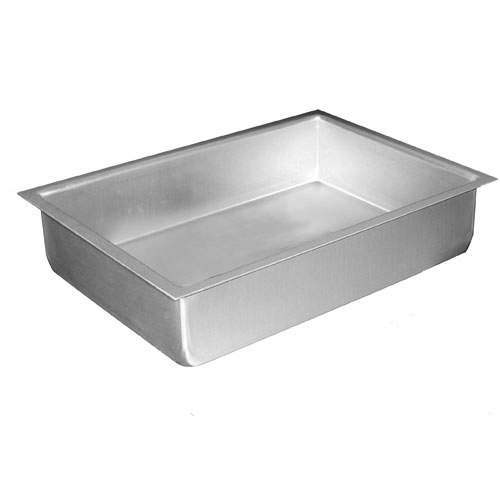 Fat Daddios Fat Daddio's Anodized Aluminum Sheet Cake Pan, 2