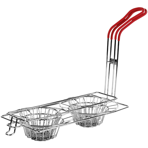 Pronto Double Taco Salad Basket, Large PBPN0004