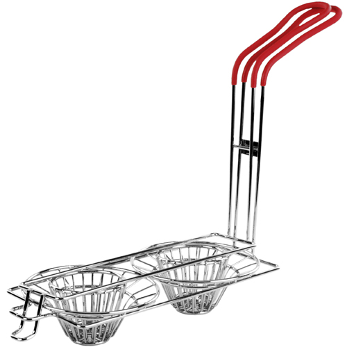 Pronto Double Taco Salad Basket, Small PBPN0003