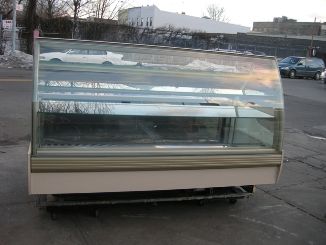 CIAM Refrigerated Bakery Case (Used Condition)
