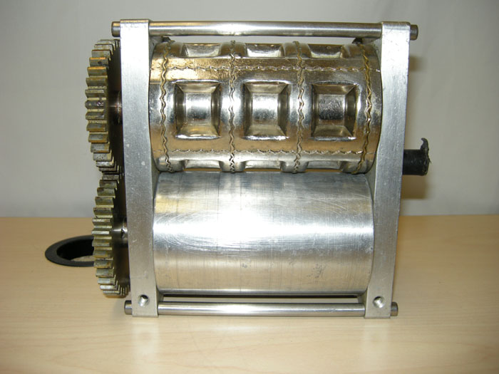Italgi-Die-The-Italgi-Ravioli-Machine-Pr-Is-Used-Condition Product Image 1600