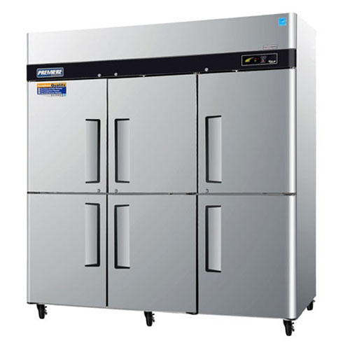 Turbo-Air-Premiere-Half-Doors-Top-Mount-Freezer-Cu-Ft Product Image 193