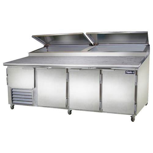 Leader-Stainless-Steel-Pizza-Prep-Table-Self-Contained Product Image 149