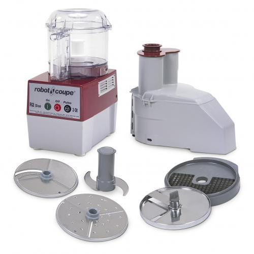 Serious Robot Coupe Combination Food Processor Product Photo