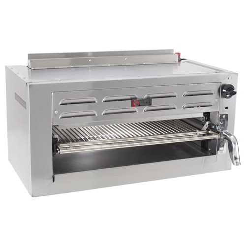 Info about Wolf Rb Lp Gas Salamander Broiler Product Photo