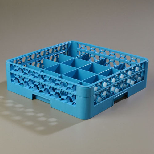 Carlisle-Opticlean-Compartment-Cup-Dish-Rack-Open-Extender Product Image 1542