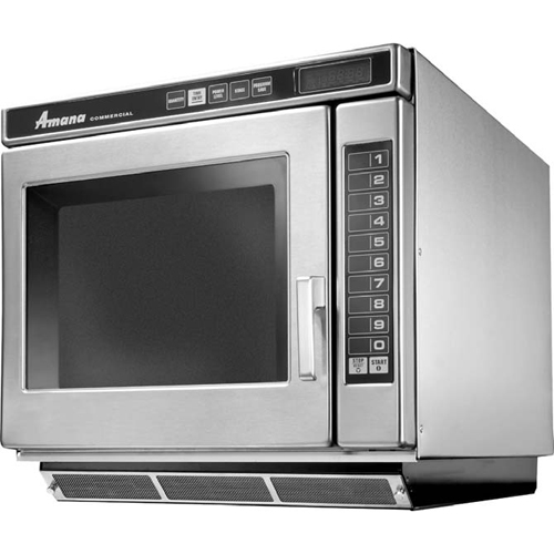 One of a kind Amana Commercial Microwave Oven Rcs Product Photo