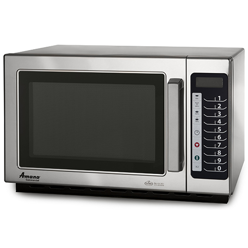Purchase Amana Rcsts Commercial Microwave Oven Product Photo