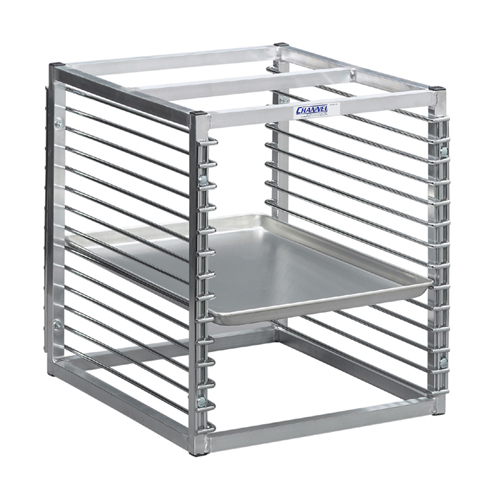 Channel-Pan-Front-Load-Wire-Reach-Bun-Pan-Rack-H Product Image 3952
