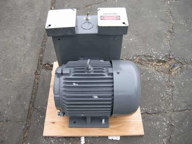 Anderson Rotary Phase Converter 3 HP ,15 Amps NEW