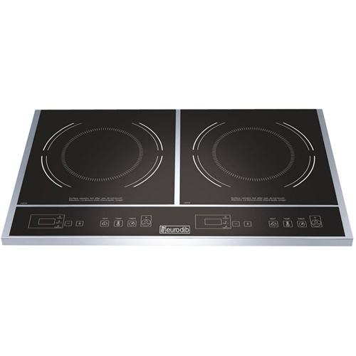 Cooktop, Double Induction, TOTAL Wattage 1800 S2F1