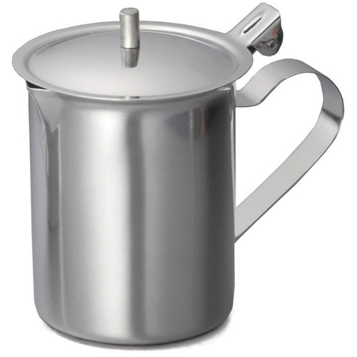 10-Ounce Stainless Steel Beverage Server